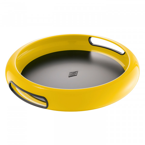 Spacy Tray round
