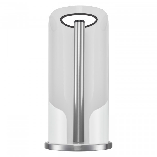 Paper roll holder with handle
