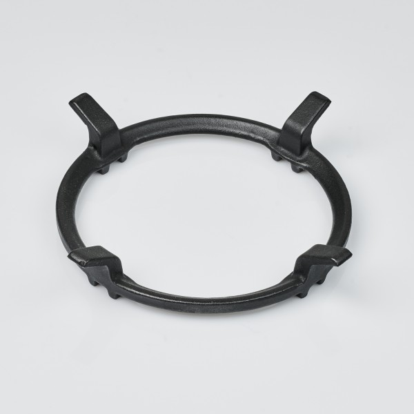 Cast iron wok top ring for K&H gas hob